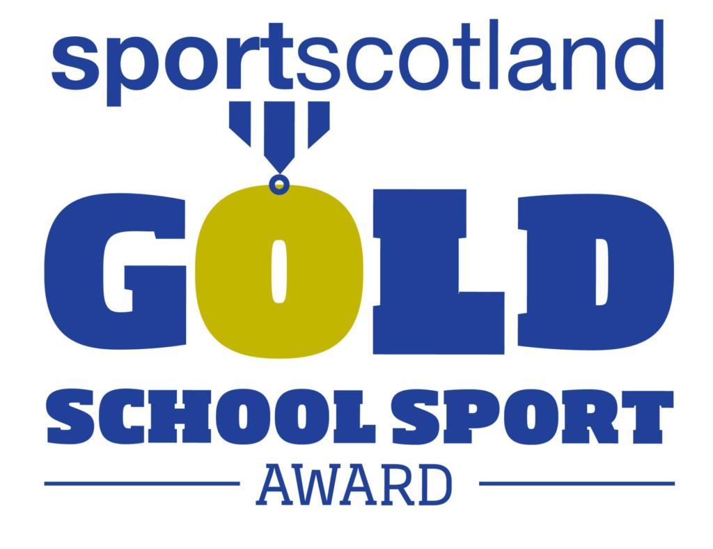 Sport Scotland Gold Award